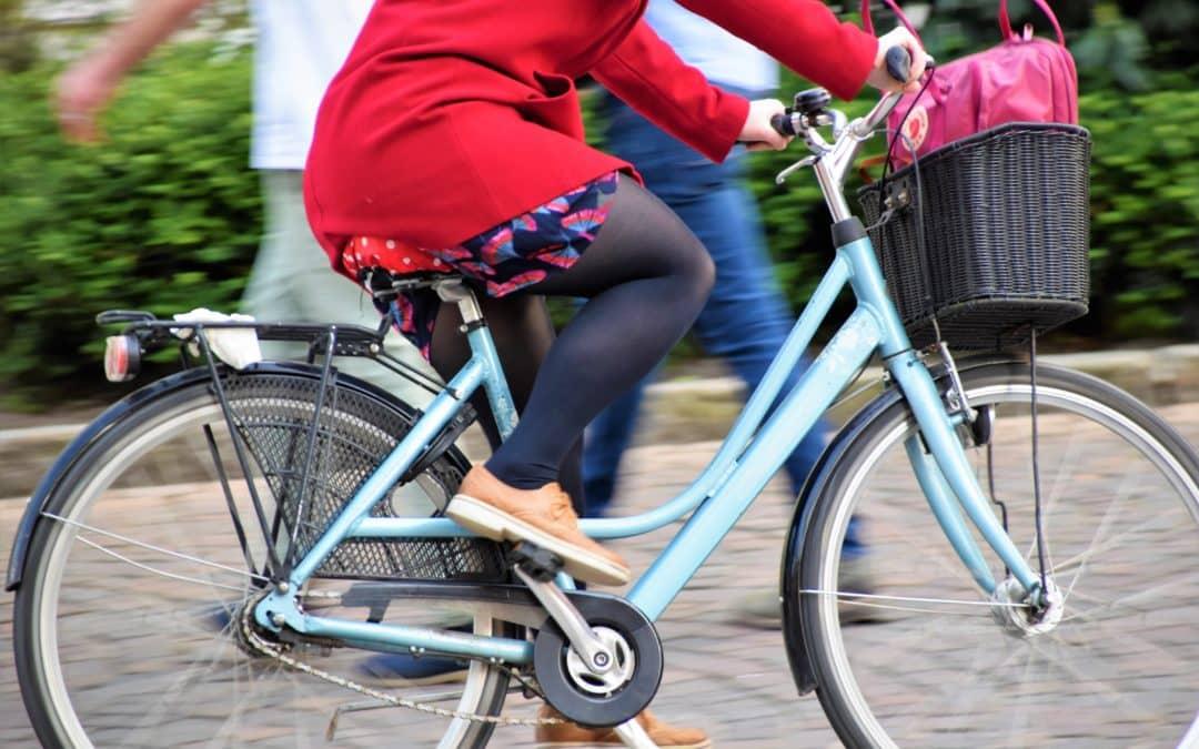 นักวิจัยเรียกร้องผู้บริหารทำให้เดินและใช้จักรยานได้ปลอดภัยในระหว่างที่มีการระบาดของ COVID-19