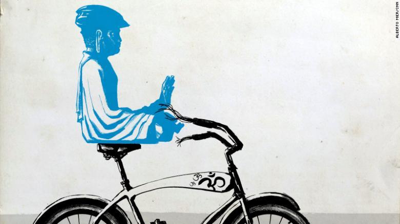 เซ็นกับศิลปะของการขี่จักรยานไปทำงาน