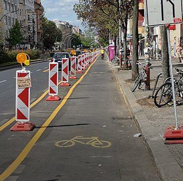 """pop-up"" เส้นทางจักรยาน ทำให้คนปั่นจักรยานเพิ่มมากขึ้นถึง 48% ในยุโรป"